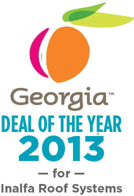 Georgia Deal of the Year 2013 for Inalfa Roof Systems